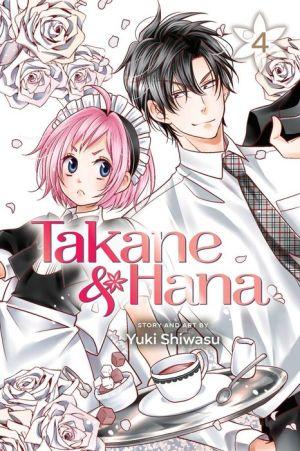 Takane & Hana, Vol. 4