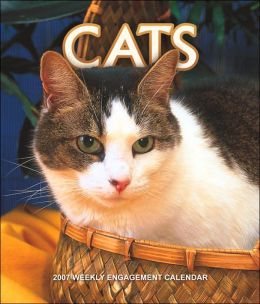 2007 Cats Weekly Engagement Calendar