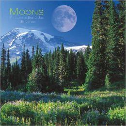 2008 Moons Square Wall Calendar