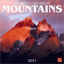 2011 Mountains, World's Greatest Square Wall Calendar