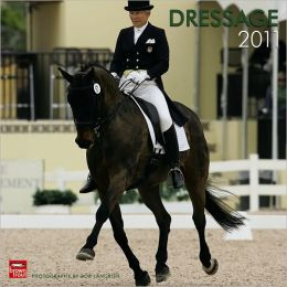 2011 Dressage Square Wall Calendar
