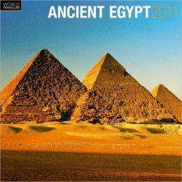 2011 Ancient Egypt Square Wall Calendar