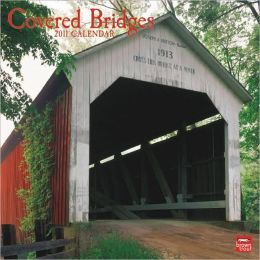 2011 Covered Bridges Square Wall Calendar