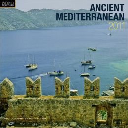 2011 Ancient Mediterranean Square Wall Calendar