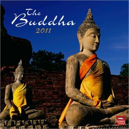 2011 Buddha, The Square Wall Calendar