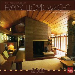2011 Frank Lloyd Wright, Architecture Square Wall Calendar
