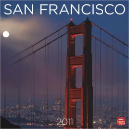 2011 San Francisco Square Wall Calendar