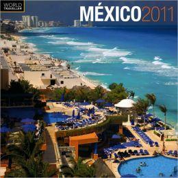 2011 Mexico Square Wall Calendar