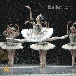 2012 Ballet Square 12X12 Wall Calendar