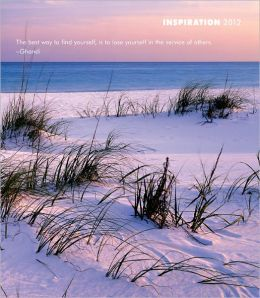 Inspiration 2012 Monthly Personal Planner
