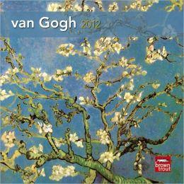 Vincent van Gogh 2012 7X7 Mini Wall
