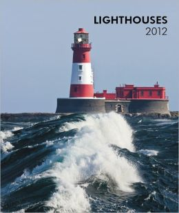 2012 Lighthouses Hardcover Weekly Engagement Calendar