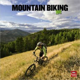 2012 Mountain Biking Square 12X12 Wall Calendar