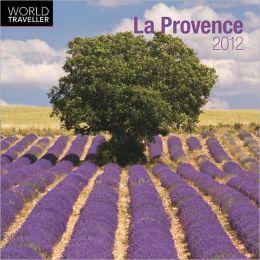 2012 Provence 7X7 Mini Wall Calendar