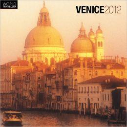2012 Venice Square 12X12 Wall Calendar