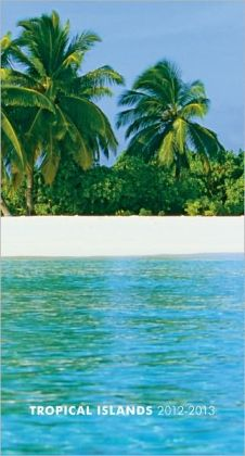 2012 Tropical Islands Two Year Pocket Planner Calendar