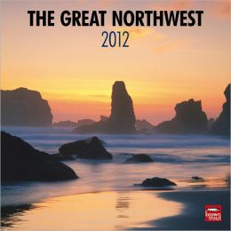 2012 Great Northwest, The Square 12X12 Wall Calendar