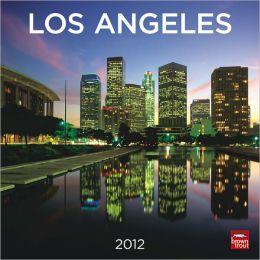 2012 Los Angeles Square 12X12 Wall Calendar Calendar