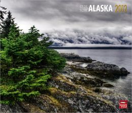2012 Alaska, Wild & Scenic Deluxe Wall Calendar