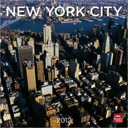 2012 New York City Square 12X12 Wall Calendar