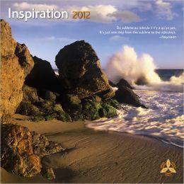 2012 Inspiration Square 12X12 Wall Calendar