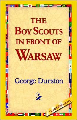 Boy Scouts in Front of Warsaw
