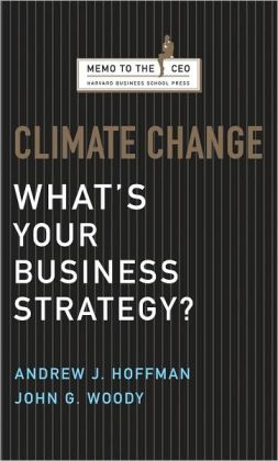 Climate Change: What's Your Business Strategy?
