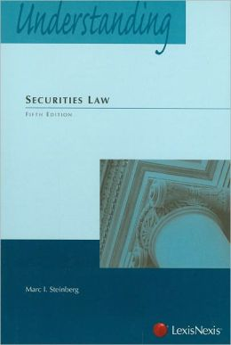 Understanding Securities Law 2009