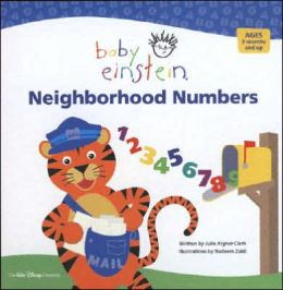 Baby Einstein: Neighborhood Numbers