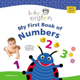 Baby Einstein My First Book of Numbers