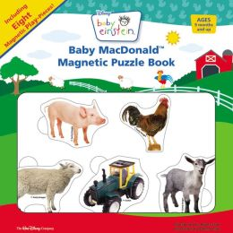 Baby MacDonald Magnetic Puzzle Book (Baby Einstein Series)