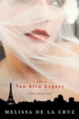 The Van Alen Legacy (Blue Bloods Series #4)