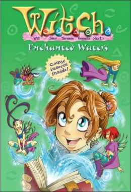 W.I.T.C.H.: Enchanted Waters - Novelization #25