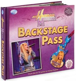 Hannah Montana: Backstage Pass