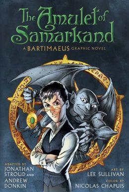 The Amulet of Samarkand: Bartimaeus Graphic Novel