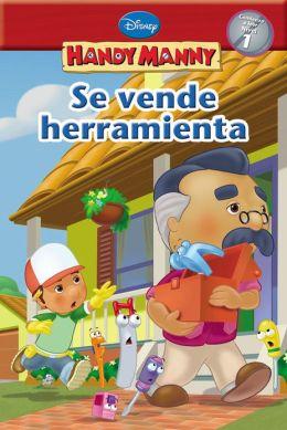 Handy Manny: Se vende herramienta (Spanish Language edition)