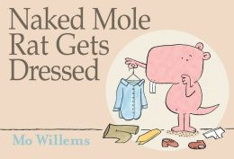 Naked Mole Rat Gets Dressed