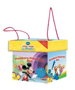 Mickey Mouse Clubhouse Numbers Discovery Box