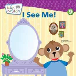 I See Me!: A Mirror Board Book
