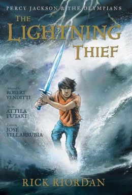 The Lightning Thief: The Graphic Novel (Percy Jackson and the Olympians Series)