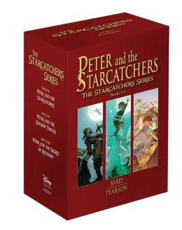 Peter and the Starcatchers: The Starcatchers Series, Books 1-3