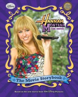 Hannah Montana The Movie Storybook