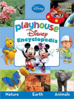 Playhouse Disney Encyclopedia