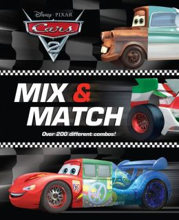 Cars 2 Mix & Match