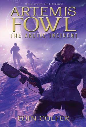 Book Artemis Fowl; The Arctic Incident