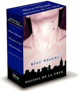 Blue Bloods Box Set, Books 1 - 3 (Blue Bloods Series)