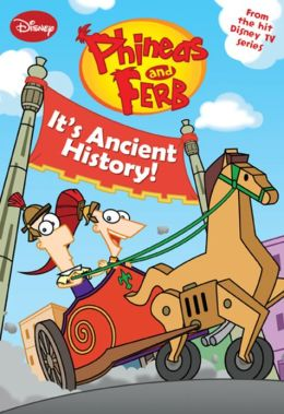 Phineas and Ferb It's Ancient History!