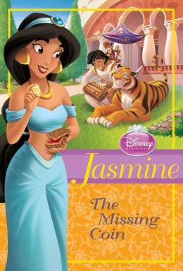 Disney Princess Jasmine: The Missing Coin