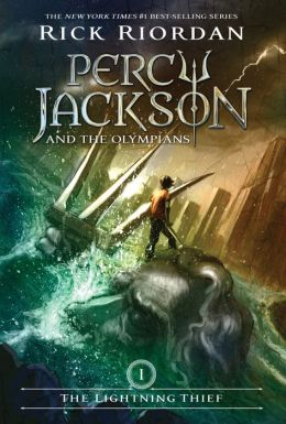 The Lightning Thief (Percy Jackson and the Olympians Series #1)