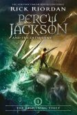 Rick Riordan - The Lightning Thief (Percy Jackson and the Olympians Series #1)